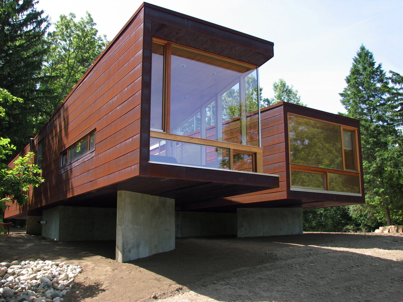 5 Marvelous Prefab Homes in Michigan - Dwell
