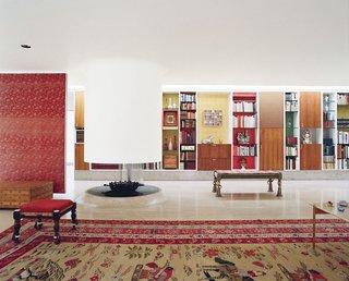 Miller House Bookshelf