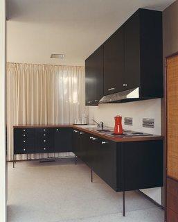 Opdahl House Interior Kitchen