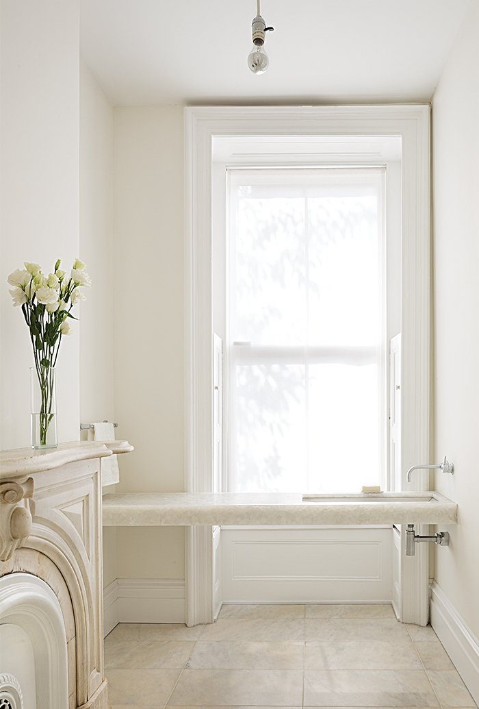 Photo Of In How To Save Historic Windows On An Existing - Bathroom renovation manhattan