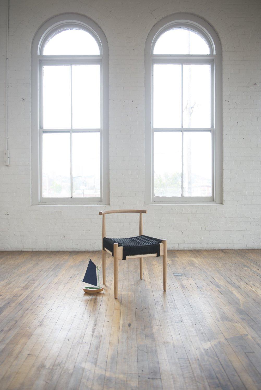 #seatingdesign #chair #interior #inside #minimalist #modern #furnituredesign #furniture #BenKlebba #harborchair #rope #window #light #Oregon   100+ Best Modern Seating Designs