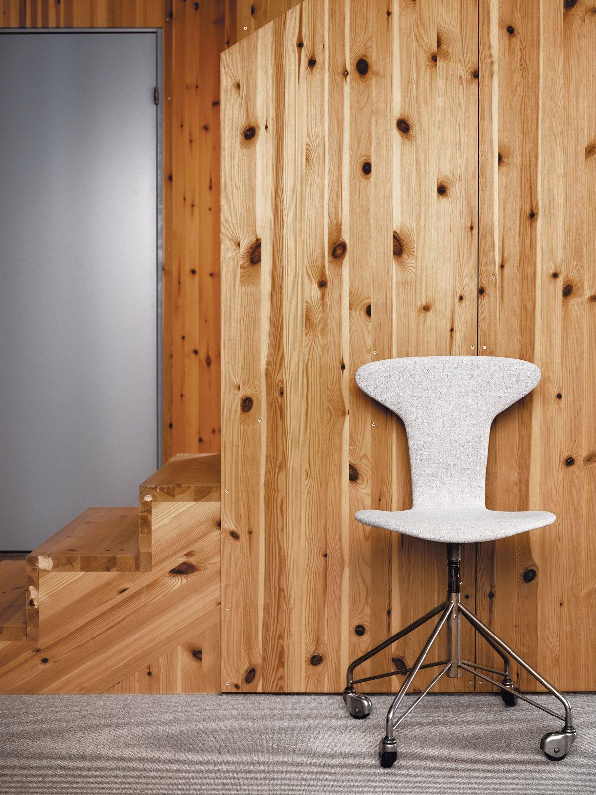#seatingdesign #chair #wood #modern #pine #stairs #Sweden #BornsteinArkitekter #interior #inside  100+ Best Modern Seating Designs