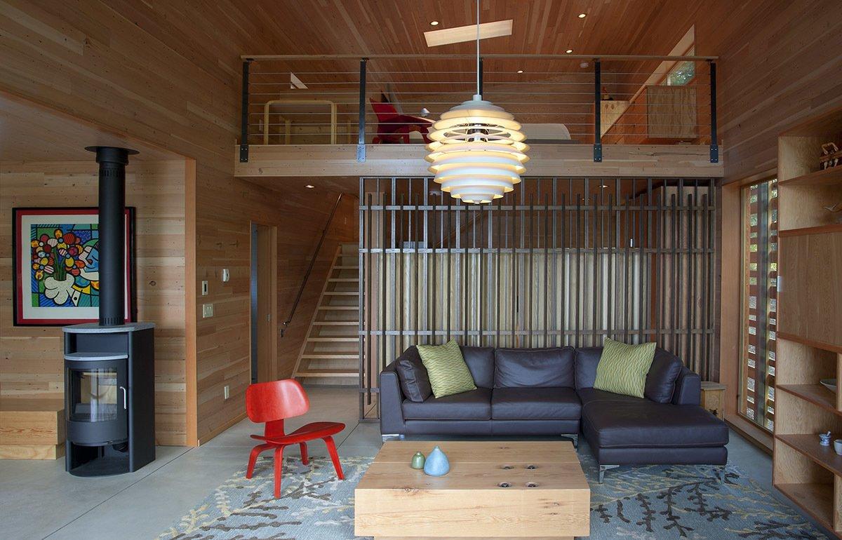#lighting #modern #moderndesign #design #interior #color #seatingdesign #henrypoint #lakecabin #northernidaho  60+ Modern Lighting Solutions by Dwell