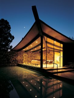 #modern #architecture #modernarchitecture #wood #beam #midcentury #minimal #exterior #outdoor #HarryGesner #California