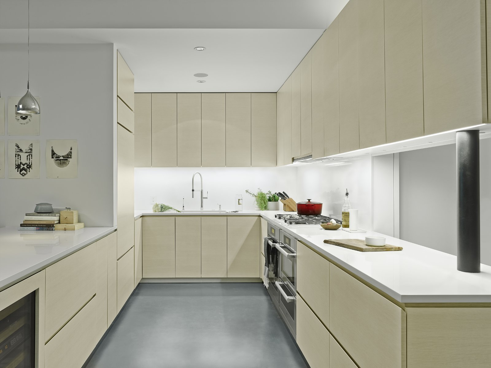 Photo 4 Of 7 In 6 Contemporary Kitchen Trends That Will