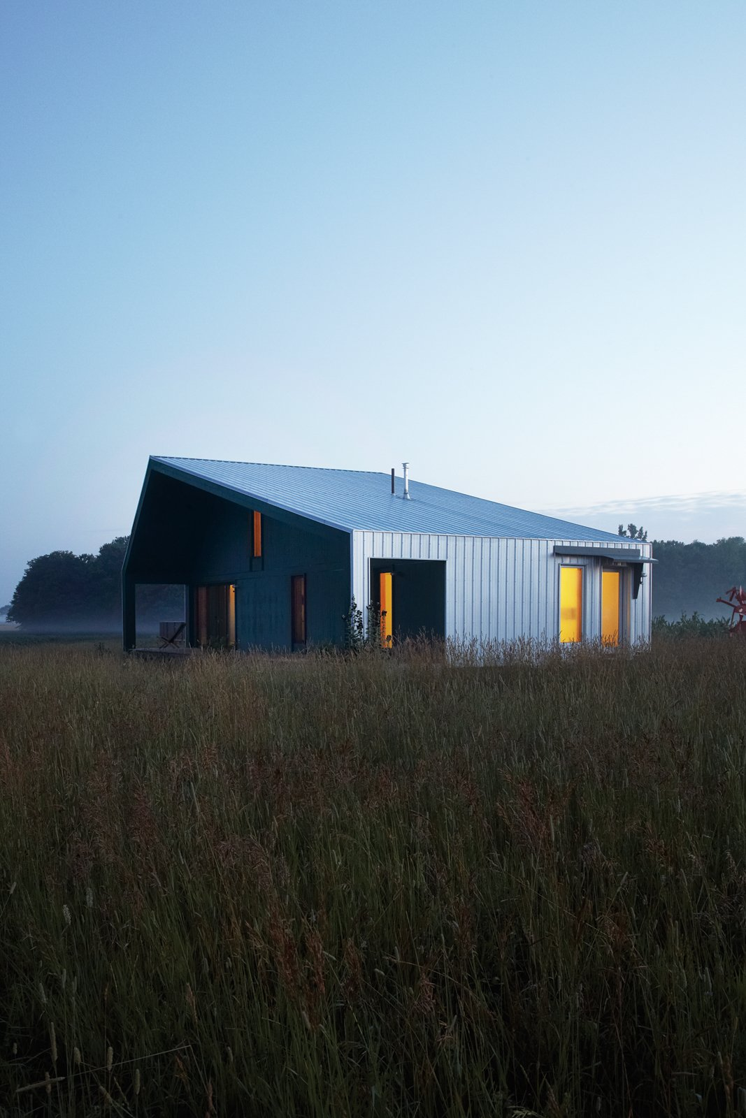 Articles about sustainably built home rural ontario on Dwell.com