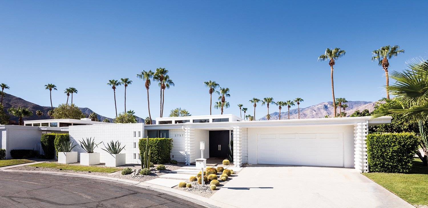 How To Decorate Your Home Like A Breezy Palm Springs Midcentury Dwell