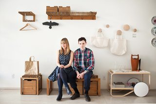 Design Shop Visit: Mjölk in Toronto