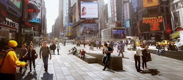 Joining an august panel that includes Michael Bierut of Pentagram, landscape architect Thomas Balsley, FASLA, Susan Chin, FAIA, of Design Trust for Public Space, will be landscape architect Claire Fellman, ASLA, of Snøhetta, the firm behind the design for the Times Square reconstruction, to be completed in 2015. The talk, Reimagining New York City's Terra Firma, will focus squarely on the city's changing landscape, and possibility in the built environment. (AIA CEU)