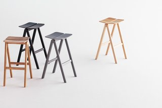Inspired by Bernt Pedersen's Trestle chair, HAY joins forces with Ronan and Erwan Bouroullec to design the new collection of furniture for the University of Copenhagen (KUA) .