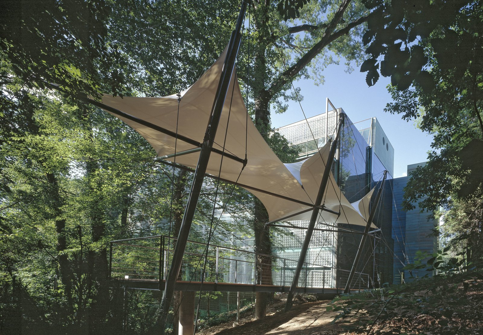 "The Finnish embassy, which opened in 1994 on the site of an old mansion overlooking Rock Creek Park in Washington, was recently awarded a Leadership in Energy and Environmental Design, or LEED, platinum certification from the U.S. Green Building Council. The embassy was designed by Mikko Heikkinen and Markku Komonen of Heikkinen-Komonen Architects.  Search ""washington"" from Finnish Embassy in Washington Receives Platinum LEED Certification"