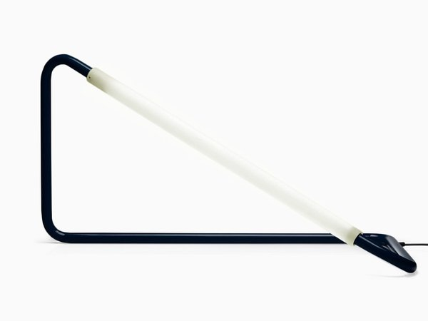 Light Object 001 in Black by Naama Hofman, $582.85 larcobaleno.com  Naama Hofman—a Tel Aviv-based lighting designer we featured in Dwell's April 2012 issue—combines art and technology in this minimalist lamp. The bent metal rod is secured to an acrylic pipe that houses approximately 120 LEDS and can be placed tabletop in numerous positions or hung on the wall.