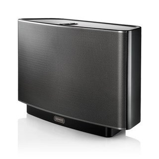 Sonos     Great music is crucial. Sonos speakers are wireless, and easy to install and hide throughout your home for an enveloping sound. Hook them up to your turntable, music library, or stream music via controls on your smart phone for the perfect musical mix all night long.  Plus, when the party is over, you can use the speakers for epic movie nights. From $199