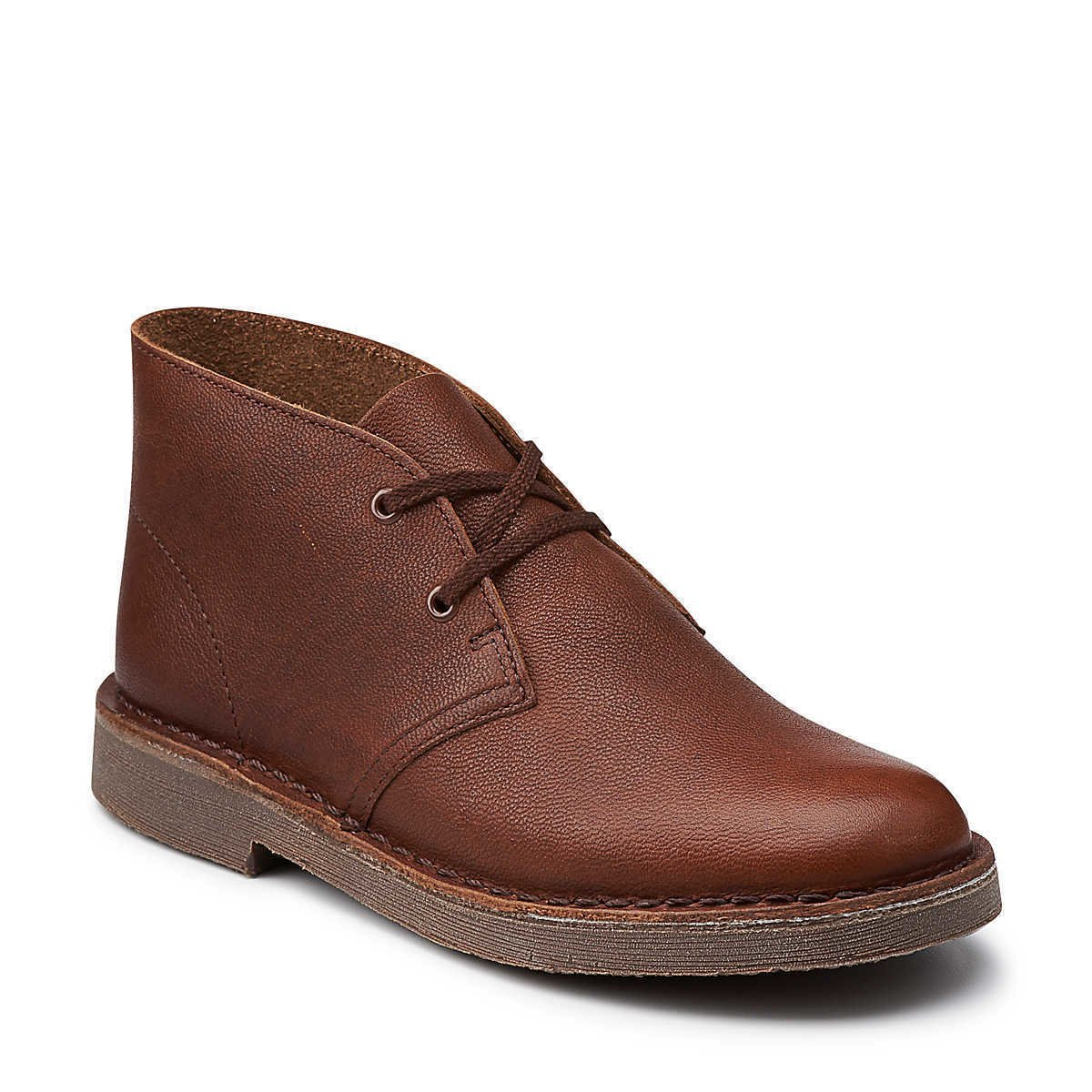 Desert Boot by Clarks $70.00  The simple and classic Desert Boot is stylish and wearable for every season.  Holiday Gift Guide: The Mini Modernist  by Jami Smith
