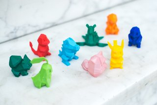 3D Hubs helps you find 3D print designs—anything from jewlery to tools to housewares—then connects you with a local 3D printing service who can make it. This collection, Low Poly Pokémon, is just one of the most recent added to their website.