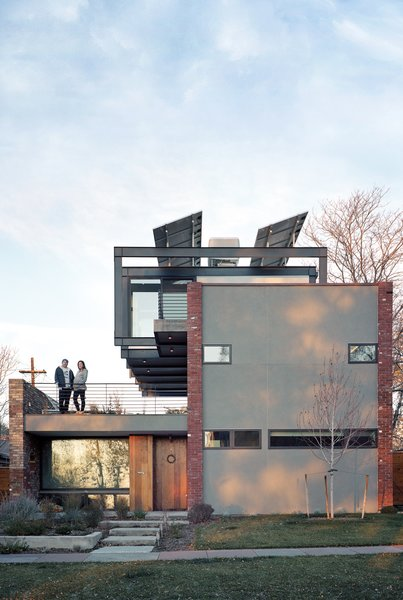 Denver's Energy Efficient  Home