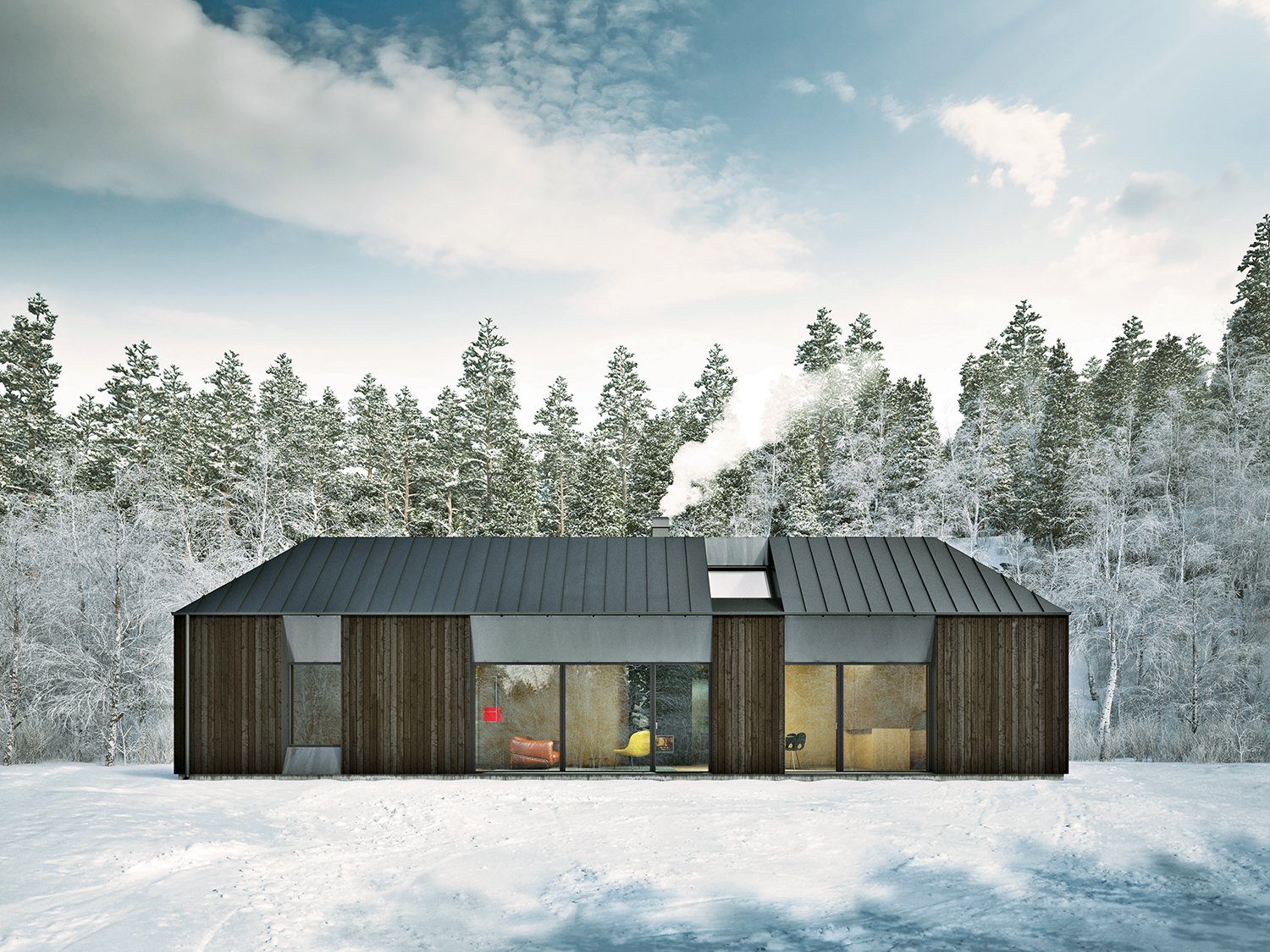Articles about claesson koivisto runes scandinavian prefab prototype on Dwell.com