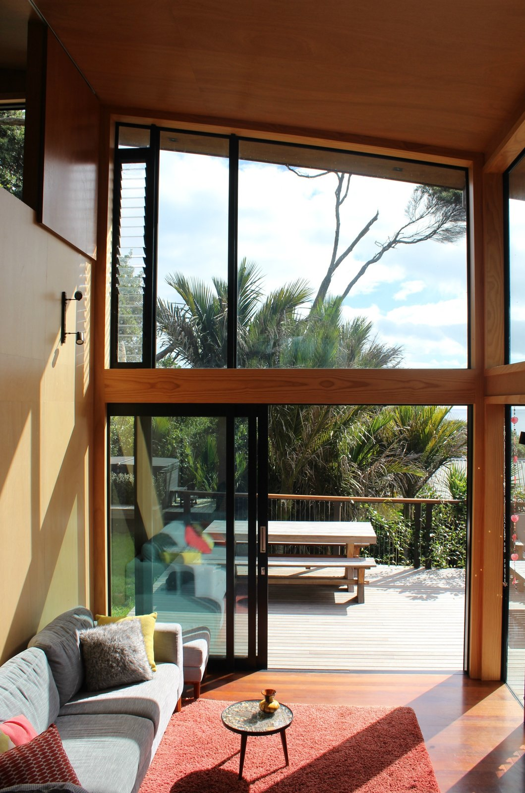 A Little Kiwi Beach House Beefs Up Big Time Collection Of