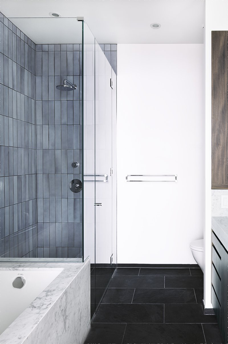 Photo 1 of 1 in Best Bath Corner Slate Photos from Ever Dream of ...