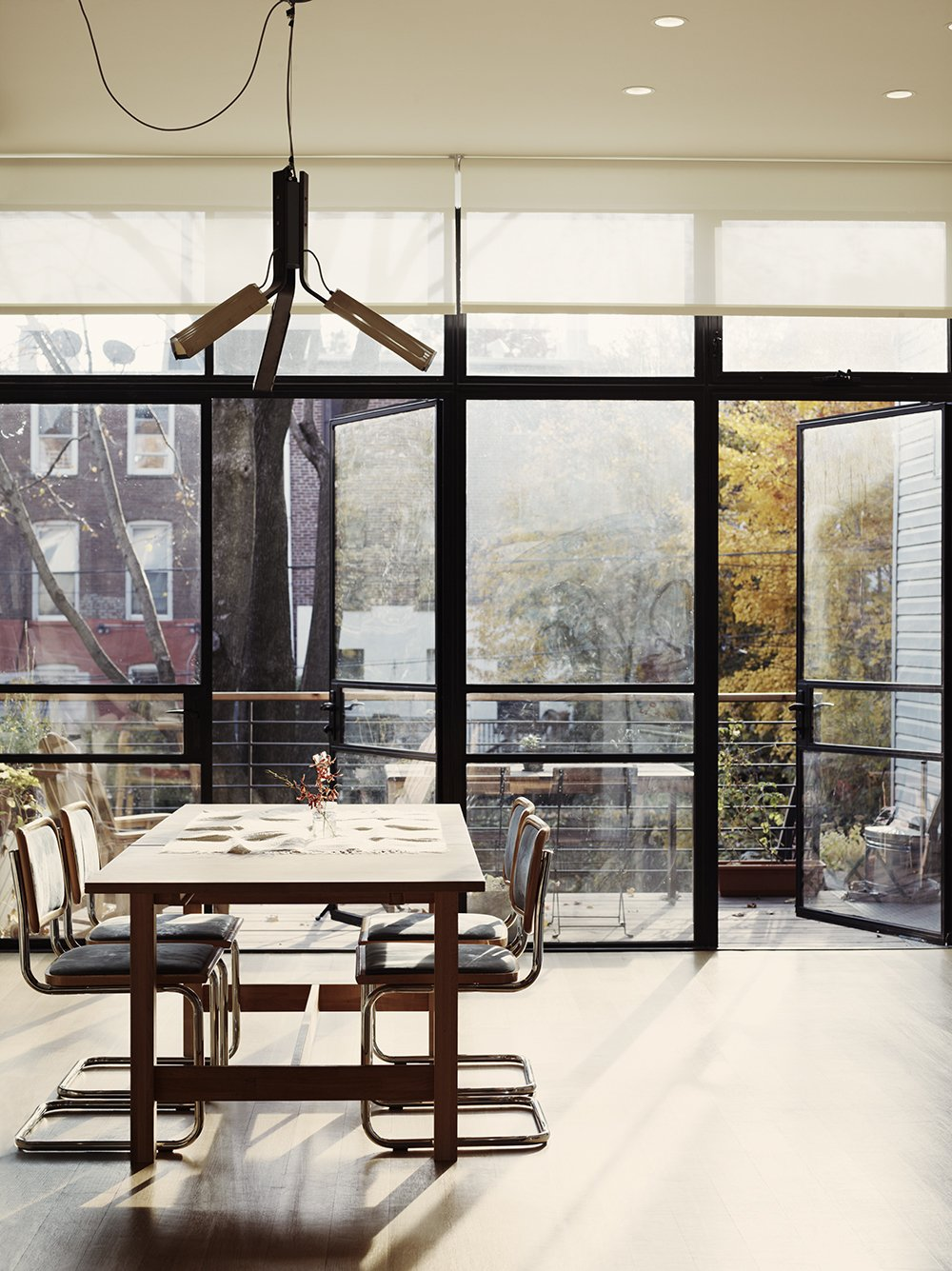 It's Back to Basics for This 1901 Brooklyn Town House
