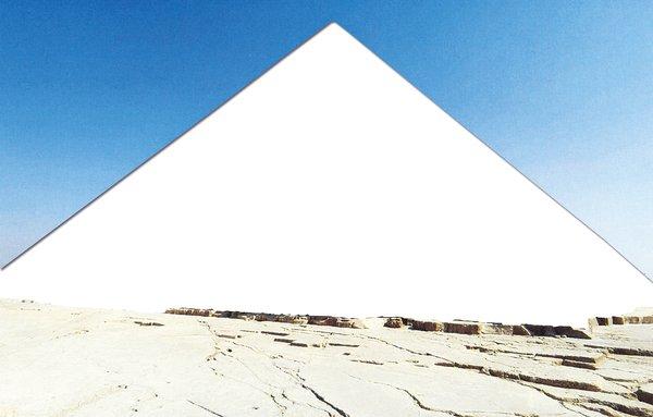 Great Pyramid of Khufu, Hemon vizier to Pharaoh Khufu, 2560 BCE.