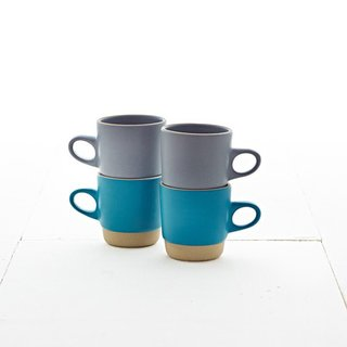Frosty winter days call for staying warm from the inside out. Now in Winter Seasonal colors, the Rim Stack Mugs are the perfect vessels for your favorite cold weather beverages (or soups!).