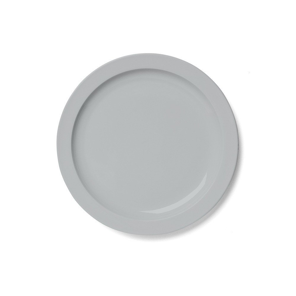 "Available in two soothing colors, the Norm Dinner Plate is a simple piece of dinnerware that will communicate well with a variety of palettes. When Valentine's Day is over, this plate can be used for everyday dinners and fancy parties alike.  Search ""norm lunch plate"" from You'll Never Want to Eat out Again with These Savvy Dining Accessories"
