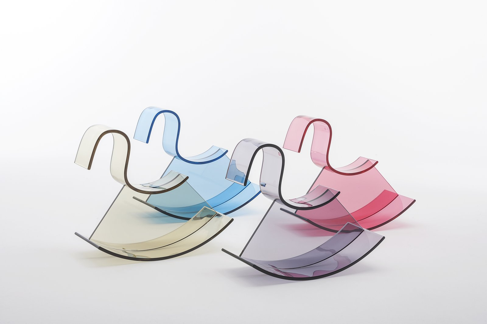 H-Horse by Nendo for Kartell  Kartell Takes on the Rocking Horse with a Super Kids' Line by Allie Weiss