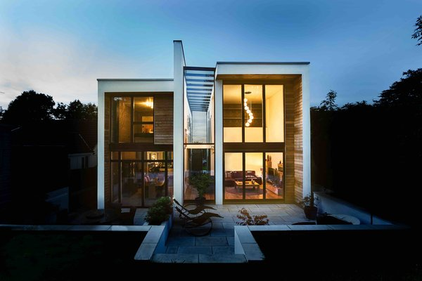 Wrap House Modern Home In London England United Kingdom