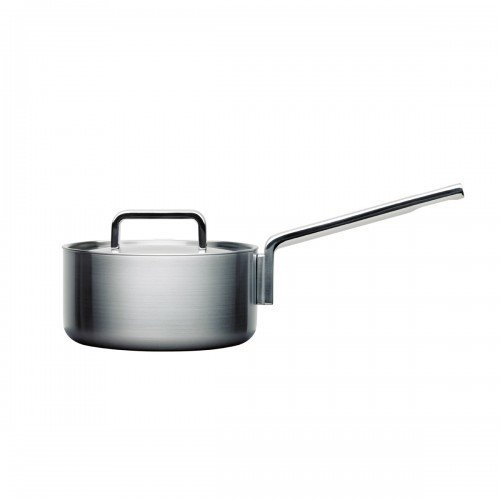 IITTALA TOOLS SAUCEPAN $295  Developed with the insight of professional chefs and the material mastery of designer Björn Dahlström, this range of highly designed cookware was created for people with a large appetite for life. The generously sized pieces are perfect for even the most demanding occasions, adding ease and control to every aspect of cooking and serving.