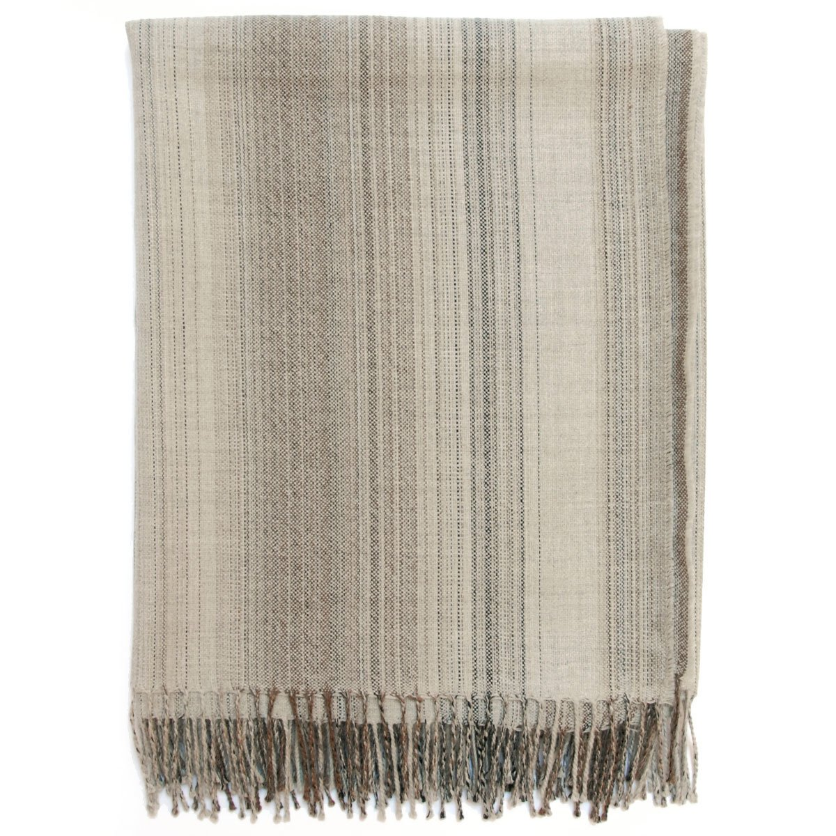"""Jack Neutral Throw by Area Home, $330 from store.dwell.com  Search """"area home ray pillow sham"""" from Cozy Pillows and Throws"""