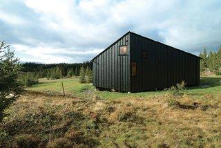 Cabin Nordmarka, 2006.