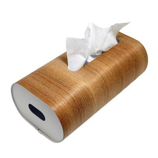 WOODEN TISSUE BOX  or this one...