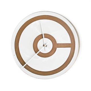 Clock by Commune, $400. Photo by Heath Ceramics.