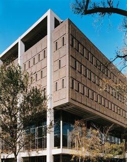 The Van Pelt Library at the University of Pennsylvania holds intellectual treasures behind its brutalist facade.