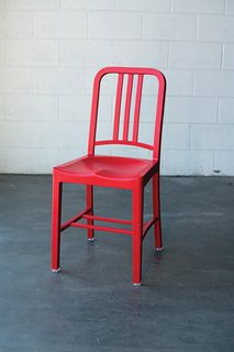 Emeco's 111 Navy Chair