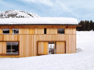 Snow Proofed Hillside Family Home in Austria