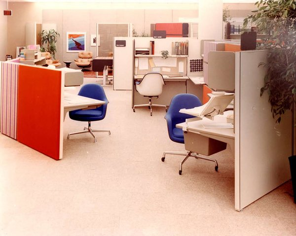 The History Of The Modern Workspace Dwell
