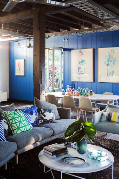 Awesome Tour Modern Colorful Design Files Show House In Sydney Unemploymentrelief Wooden Chair Designs For Living Room Unemploymentrelieforg