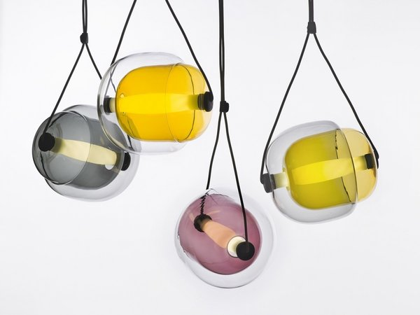 Lighting Fixtures by Lucie Koldova