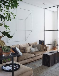 A Restless Real Estate Developer Builds His Ideal Live-Work Space