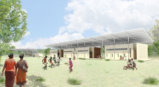 Support an Eco-Friendly School in Zambia
