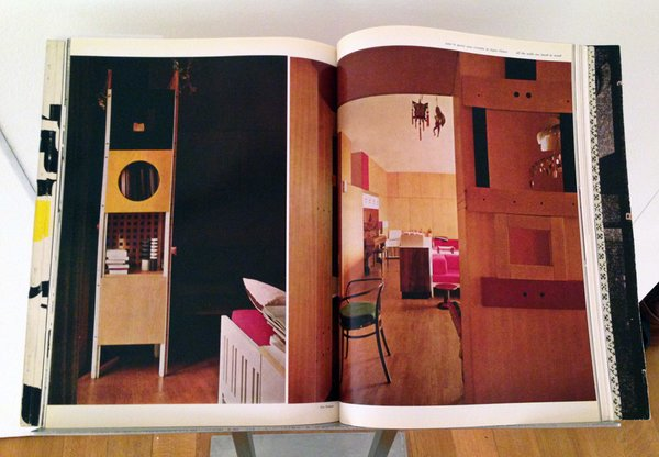 A 1966 issue of Domus features an interiors story on Italian designer Ettore Sottsass's apartment on via Manzoni in Milan that he shared with his first wife, literary agent Fernanda Pivano. The items included in the Christie's private sale are from Pivano's estate and comprise the earlier years of Sottsass's lengthy and influential career.