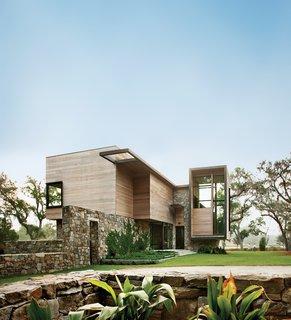 Modern Marsh House in South Carolina