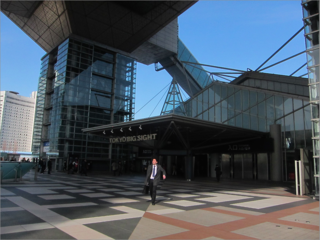 This show highlights wares from 2,400 companies hailing from 19 countries and regions, focusing on apparel, food, and home merchandise. Over 200,000 attendees, comprised of buyers from all over the world, will filter through Tokyo Big Sight over the course of three days.