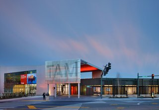 New Olson Kundig-Designed Wing Opens at Tacoma Art Museum