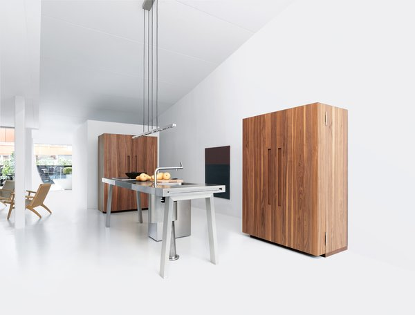 Bulthaup's B2 Kitchen System