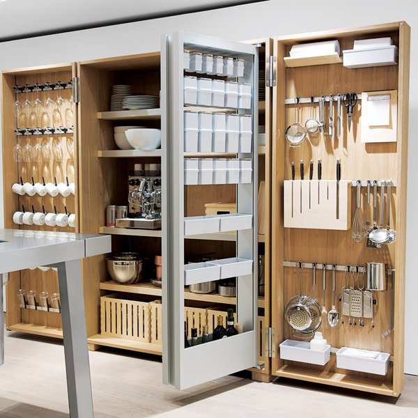 THE FUTURE OF KITCHENS  Cardenio Petrucci has seen the kitchen assume increasing prominence, to the point where it's akin to a piece of fine furniture.