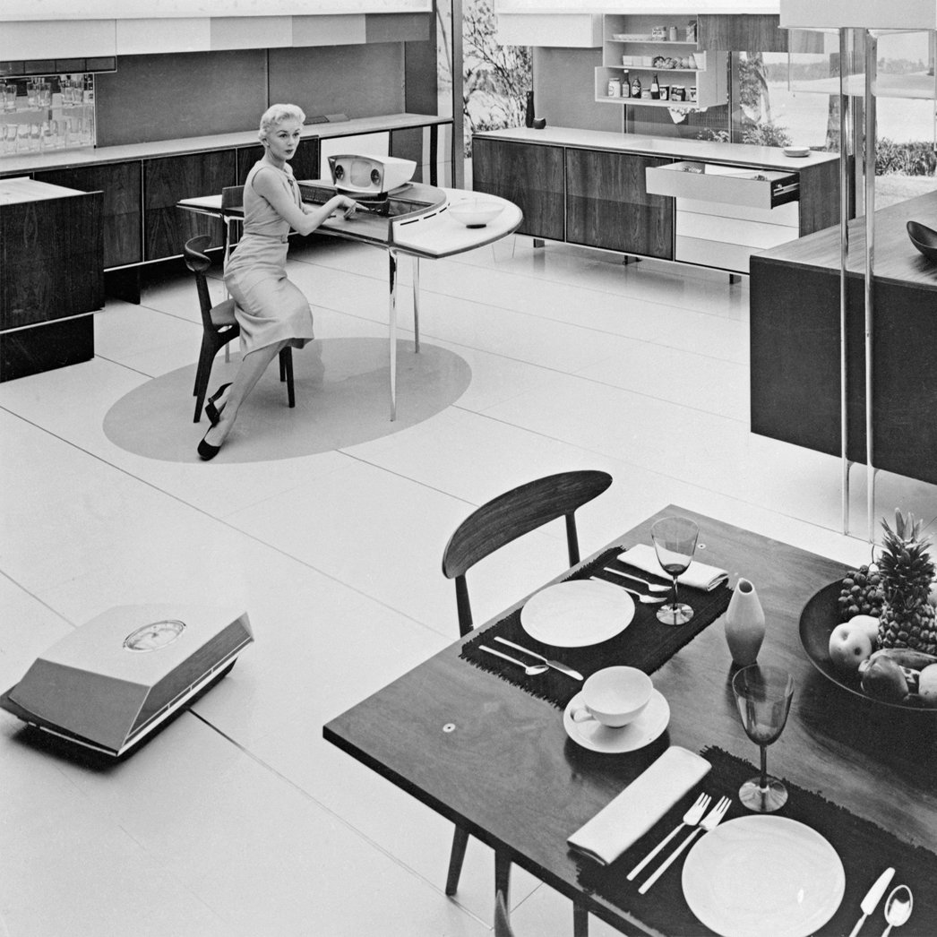 KITCHEN SCIENCE  The nephew of food guru Elizabeth David, Grey found validation for his design approach in the field of neuroscience.  Photo 1 of 1 in Johnny Grey on Kitchens of the Future
