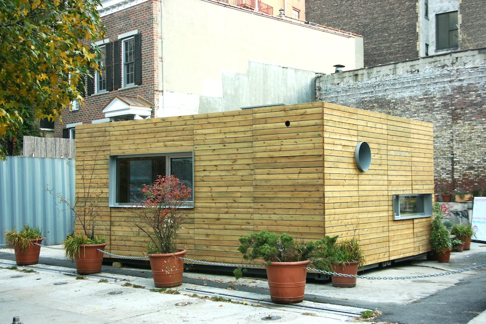 Each MEKA home arrives via truck nearly complete. From there, it can be built in a matter of days.  20 Ideas On What You Can Do With Old Shipping Containers